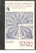 POLOGNE  BLOC N° 58  NEUF ** MNH DE1972    PRIX  2€ 50