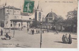 CONSTANTINE - Place Du Palais