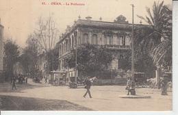 ORAN -  Préfecture