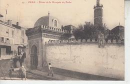 ORAN -  Entrée De La Mosquée Du Pacha