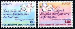 1995 LIECHTENSTEIN SERIE COMPLETA MNH**