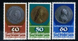 1978 LIECHTENSTEIN SERIE COMPLETA MNH**