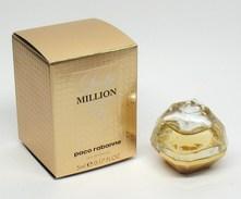 """Miniature De Parfum - Paco Rabanne """"Lady Million"""" Eau De Parfum 5ml - Mini Perfume - Miniatures Modernes (à Partir De 1961)"""