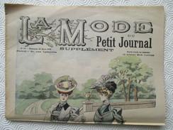1905 -  LA MODE Parisienne - Supplément Hebdomadaire Du Petit Journal - - Journaux - Quotidiens