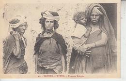 SCENES ET TYPES - Femmes Kabyles