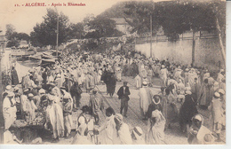 ALGERIE - Après Le Ramadan