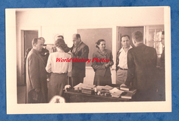 Photo Ancienne - LINCOLN , Arkansas - High School University - Groupe De Professeur ? Superintendant J.T. ATKINSON - USA - Etats-Unis