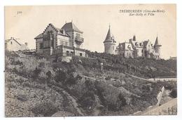 CPA Trébeurden Côtes D' Armor 22 Ker Nelly Et Villa éditeur ND N°310 Non écrite - Trébeurden