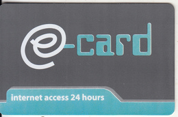 GREECE - E-card, GrLink By Telsatnet Internet Prepaid Card 24 Hours, Tirage 1000, Sample