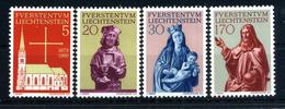 1966 LIECHTENSTEIN SERIE COMPLETA MNH**