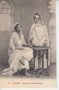 ALGERIE - Servante Et Femme Kabyles