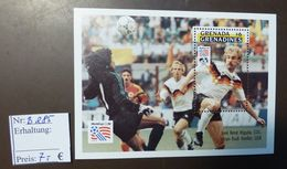 Grenada    Michel:  Block 285   1994 Fußball USA  ** MNH   #4838 - World Cup