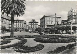 Y3314 Frascati (Roma) - Piazza Roma - Auto Cars Voitures / Non Viaggiata - Italia