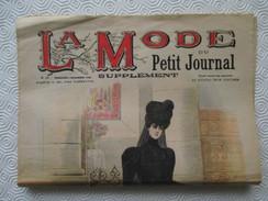 1906 -  Journal LA MODE Parisienne - Supplément Hebdomadaire Du Petit Journal - - Journaux - Quotidiens