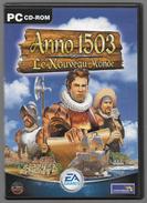 PC Anno 1503 Le Nouveau Monde - Jeux PC