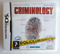 JEU NINTENDO DS CRIMINOLOGIY - Nintendo Game Boy