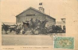Djibouti - Hôtel Des Postes Et Télégraphes à Djibouti - Djibouti