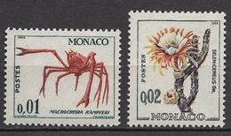 MONACO 1960 N° 537a ET 537b  NEUFS * /C2608