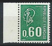 FF--539-.  N° 1815  .  *   * ,   TTB, Cote 7.00 €, Voir Scan Pour Detail,