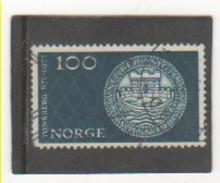 NORVEGE 1971 YT N° 576