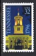 USA 1996 Bicentenary Of Tennessee Statehood, Ordinary Gum, MNH (SG 3205) - Stati Uniti