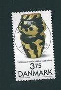 N° 1139 Vase En Céramique  Timbre Danemark (1996) Oblitéré