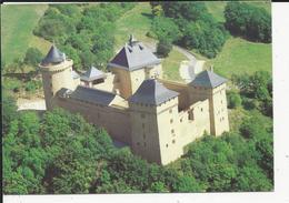 10x150 Manderen  Chateau De Malbrouck - Andere Gemeenten