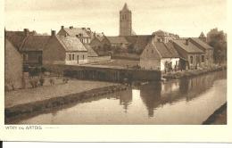 Cpa, VITRY En ARTOIS  , Feldpost 26.09.1916 (165)cpa , VITRY En ARTOIS Regiment Artiielie N ° 77 (165) - Vitry En Artois
