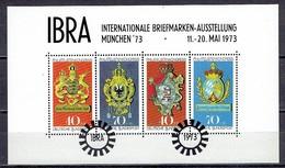 Germany - VIGNETTE # IBRA München 1973 (J1259)