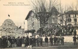 France - 64 - Sare - Au Fronton - Une Partie De Pelote - Sare