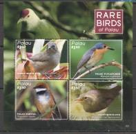 VV158 PALAU FAUNA RARE BIRDS 1KB MNH