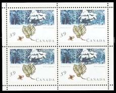 Canada (Scott No.1283a - Feuille D'érable / Maple Leaf)+ [**]