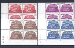 MO 39 - MONACO COINS DATES N° 54/57 N**