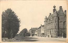 Hoogstraten - Stadhuis En Groote Markt - Hoogstraten