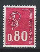 CC--202-.  N° 1816d  .  *   * ,  Gomme Tropicale, Sans Bande De Phosphore,  TTB, Cote 9.00 €, Voir Scan Pour Detail