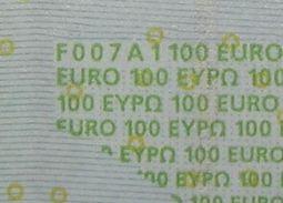 100 EURO F007A1 DRAGHI Austria Serie N11 Perfect UNC - 100 Euro