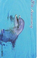 Télécarte Japon * DAUPHIN * DOLPHIN (807) Japan (110-186315) Phonecard * DELPHIN * GOLFINO * DOLFIJN * - Dolphins