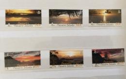 PITCAIRN ISLANDS 2008 SUNSETS SET MNH - Stamps