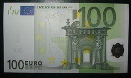 100 EURO F003C1 Austria Trichet Serie N Perfect UNC - EURO
