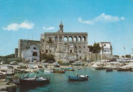 BARI - Polignano A Mare - Abbazia S. Vito E Il Porticciolo - 1977 - Bari