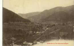 CPA  (25)vallée De La Ferriere Sous Jougne  L(B BUR) - Francia
