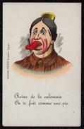 CPA SATIRE SUR LES BAVARDS - COMMERAGE - Humor On Gossip - Tattletale --- Roddelaarster - Commère  Reine De La Calomnie - Humour