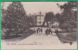 37 - Tours - Le Jardin Des Prébendes - Editeur: LL N°118