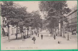 37 - Tours - Le Boulevard Heurteloup - Editeur: LL N°95