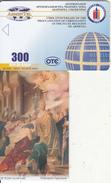 ARMENIA - 1700 Years Christianity In Armenia 5(ArmenTel/OTE Telecard 300 Units), Tirage 20000, 03/01, Sample(no Chno CN)