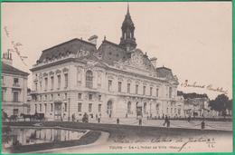 37 - Tours - L'Hôtel De Ville - Editeur: M.T.I.L N°54