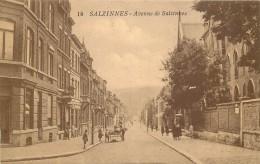 Namur - Salzinnes - Avenue De Salzinnes - Avenue Reine Astrid - Namur