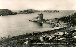 SCILLY ISLES - TRESCO - CROMWELL'S CASTLE -  RP - GIBSON No 3  Sc24 - Scilly Isles