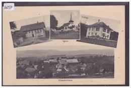 VILLARSIVIRIAUX - TB - FR Fribourg