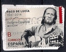 Spain 2014 - EUROPA Stamps - Musical Instruments - 1931-Today: 2nd Rep - ... Juan Carlos I